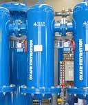 pressure vessel ans water separator