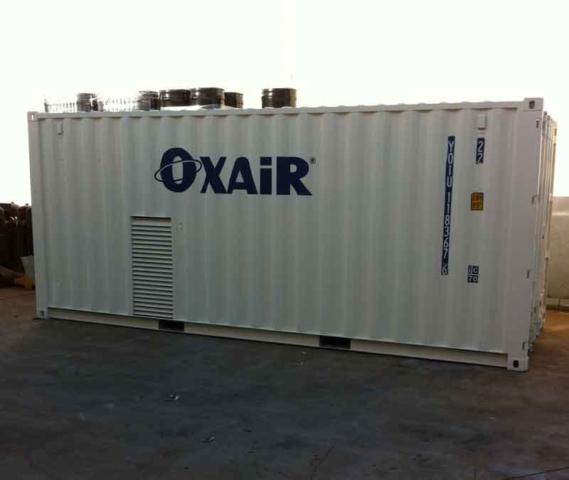 Oxair Mobile Nitrogen Generator
