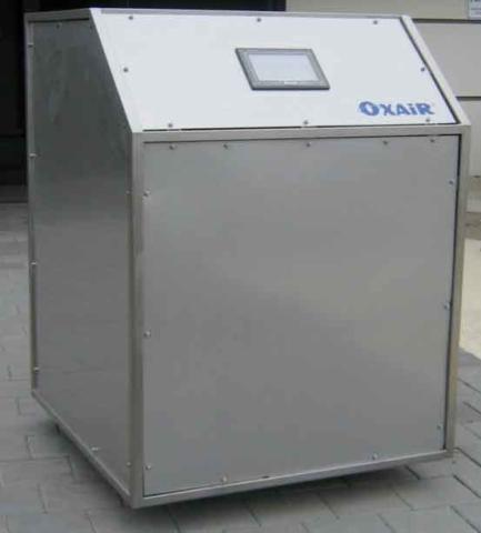 Oxair Low Cost Nitrogen Membrane