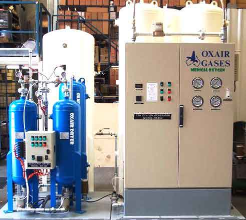 Medical Oxygen Generators   Oxair Gas Systems +61 (08) 9303 9305