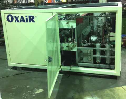 Oxair 350 Bar Nitrogen Booster