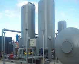 7.5 tonne Oxygen plant