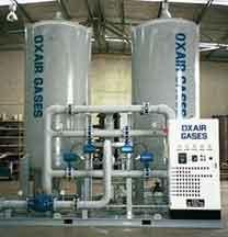 10 tonne Oxygen plant